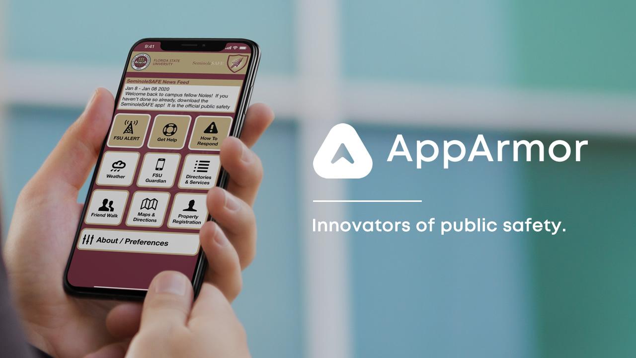 AppArmor - Innovators of public safety